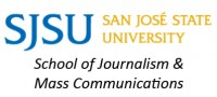 School of Journalism & Mass Communications, San Jose State University Logo