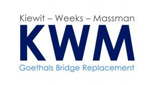 Kiewit-Weeks-Massman, AJV Logo