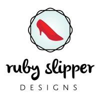 Ruby Slipper Designs Logo